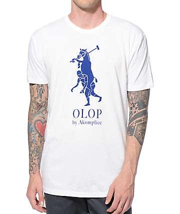 Akomplice Olop Logo T-Shirt