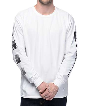 Akomplice Standing Rock White Long Sleeve T-Shirt