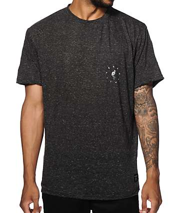 Akomplice Texture Drop Tail Long T-Shirt