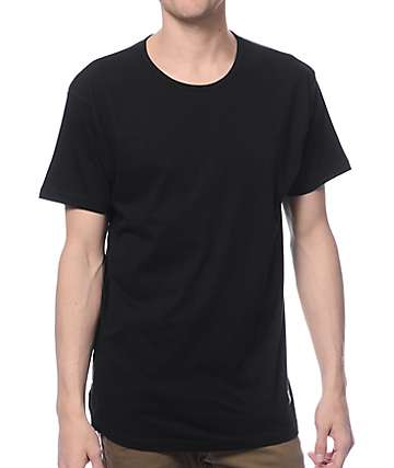 Akomplice VS Solid Black T-Shirt
