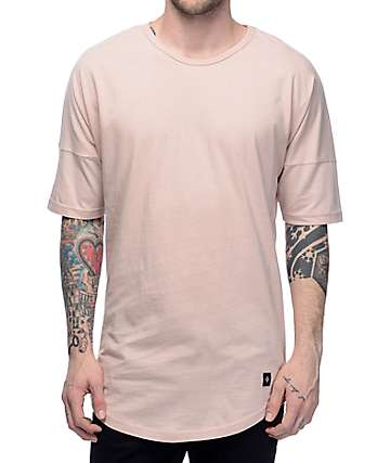 Akomplice VSOP Elongated Moan Pink T-Shirt