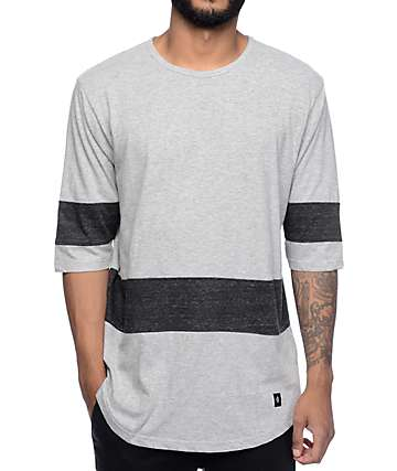 Akomplice VSOP Epple Grey Baseball T-Shirt