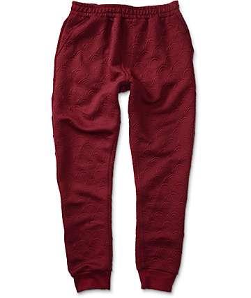 Akomplice VSOP Thor Red Jogger Pants