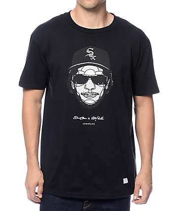 Akomplice x DF x RP Eazy Does It Black T-Shirt