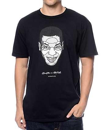 Akomplice x DF x RP Mikey Black T-Shirt