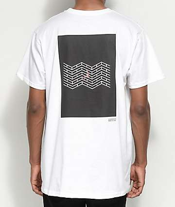 Akomplice x Synchrodogs 3.141 White T-Shirt
