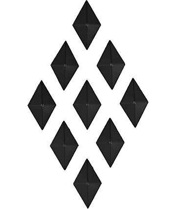 Alibi Diamond pad de snowboard en negro