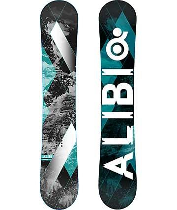 Alibi Motive 159cm Wide Snowboard