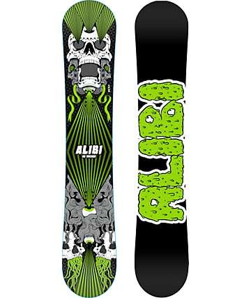 Alibi Sicter 150cm tabla de snowboard