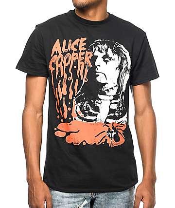Alice Cooper Drip camiseta negra