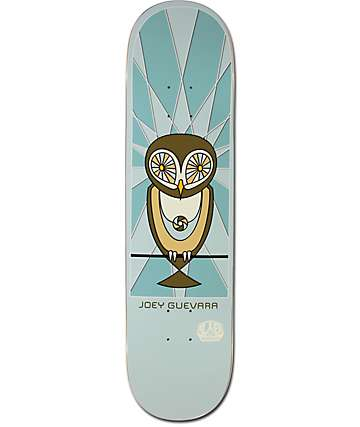 "Alien Workshop Guevara Owl 8.0"" Skateboard Deck"