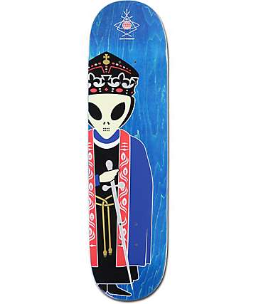 "Alien Workshop High Priest 2 8.25"" Skateboard Deck"