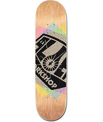 "Alien Workshop OG Halftone 8.0""  Skateboard Deck"