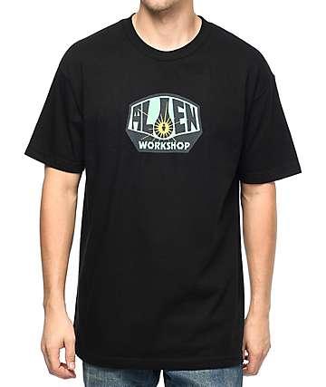 Alien Workshop OG Logo Black T-Shirt