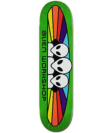 "Alien Workshop Spectrum 7.87"" tabla de skate"