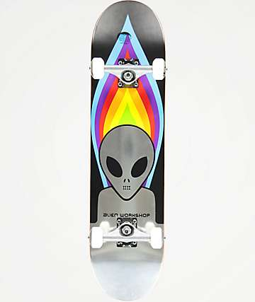 "Alien Workshop Torch 7.75"" skate completo"