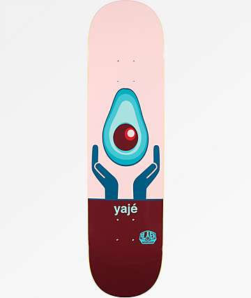 "Alien Workshop Yaje Exalt El Cado 8.0"" Skateboard Deck"