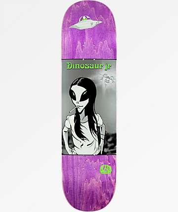 "Alien Workshop x Dinosaur Jr. Green Dream 8.5"" Skateboard Deck"