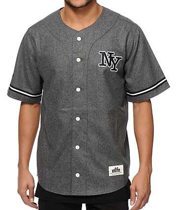 Alife Mr. November Baseball Jersey