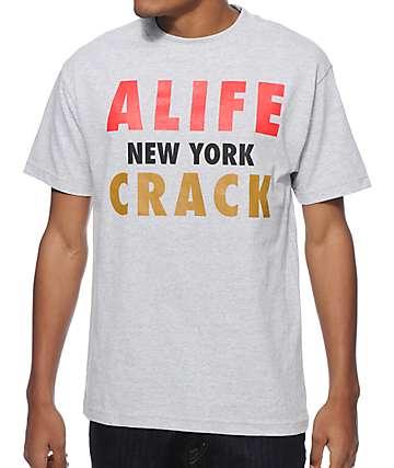Alife New York Crack T-Shirt