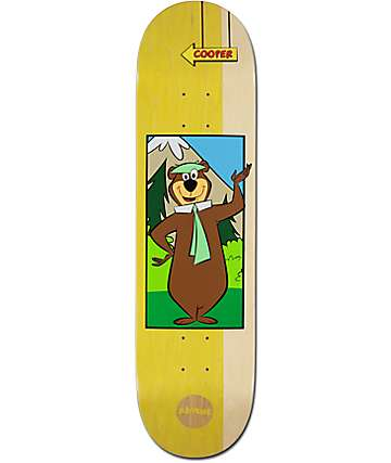 "Almost Cooper Yogi Bear 8.12"" Skateboard Deck"