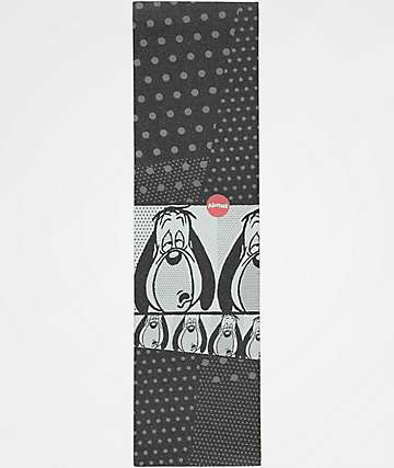 Almost Droopy Pop Art Grip Tape