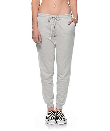 Almost Famous Mesh Side Jogger Pants