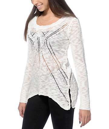 Almost Famous Shay Sweater