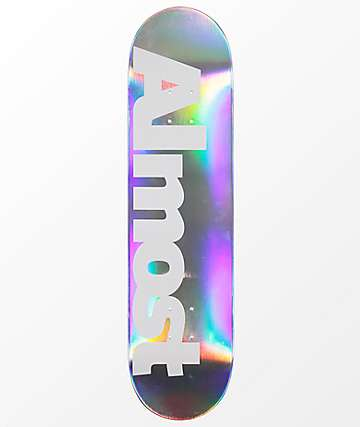"Almost Iridescent 8.0"" Skateboard Deck"