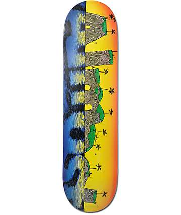 "Almost Island 8.0"" Skateboard Deck"
