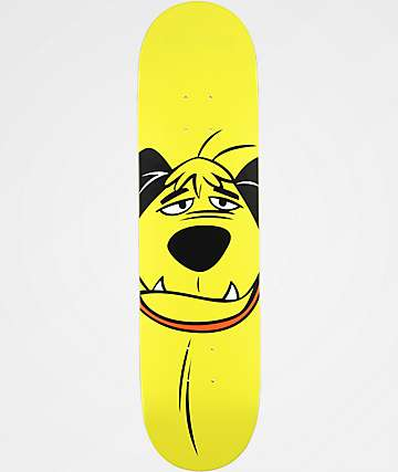 "Almost Mullen Muttley Face 8.0"" Skateboard Deck"