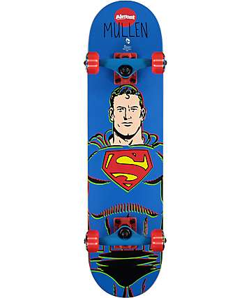 "Almost Mullen Superman 7.3"" Mid Complete Skateboard"