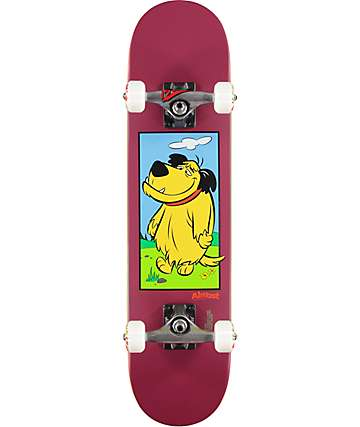 "Almost Muttley 7.0"" Mini Skateboard Complete"