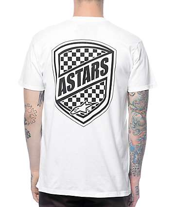 Alpine Stars Guard White T-Shirt