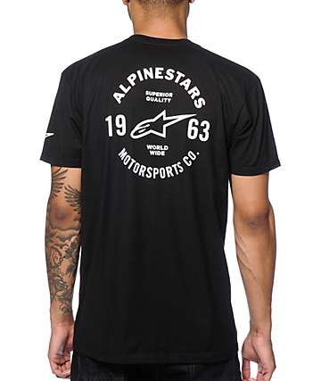 Alpine Stars Manifold T-Shirt