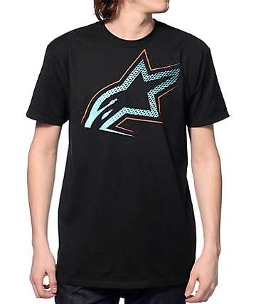 Alpinestars Highmark Black T-Shirt
