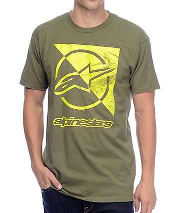 Alpinestars Rift Military T-Shirt