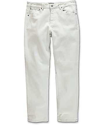 Altamont 979 Tapered Dirty White Jeans