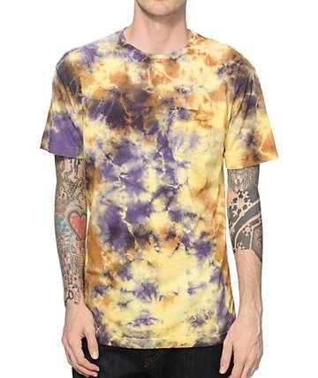 Altamont Abrasion Tie Dye Pocket T-Shirt