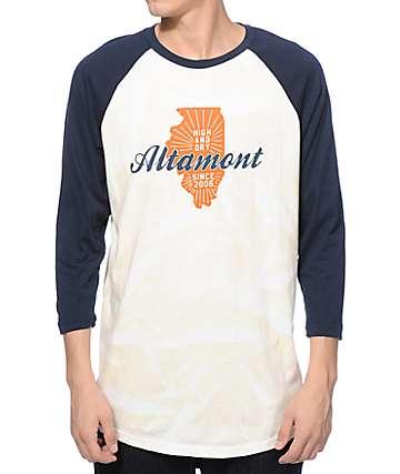 Altamont Dickson Baseball T-Shirt