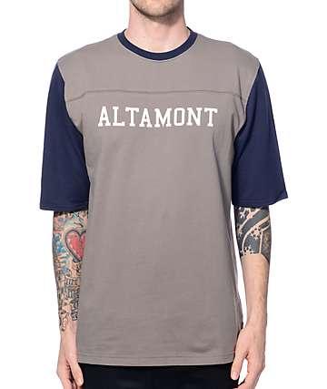 Altamont Halfback Navy Jersey T-Shirt