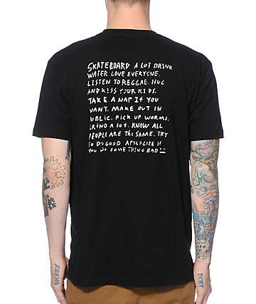 Altamont Message T-Shirt