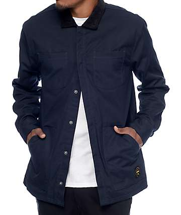 Altamont Reynolds Dark Navy Work Shirt