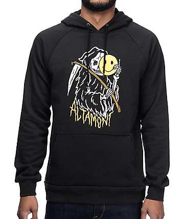 Altamont Zero Six Black Hoodie