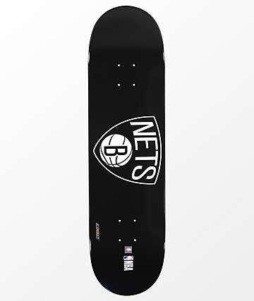 "Aluminati Brooklyn Nets 8.25"" Skateboard Deck"