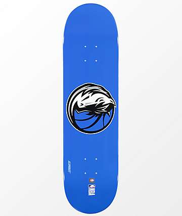 "Aluminati Dallas Mavericks 8.25"" Skateboard Deck"