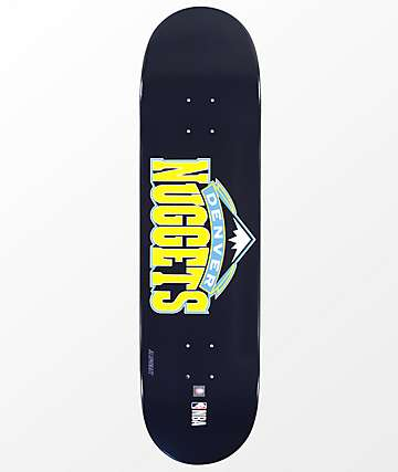 "Aluminati Denver Nuggets 8.25"" Skateboard Deck"
