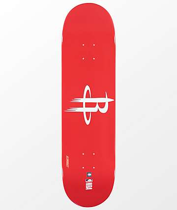 "Aluminati Houston Rockets 8.25"" Skateboard Deck"