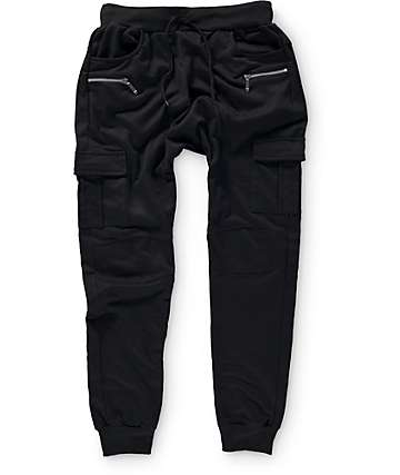 American Stitch Cargo Terry Jogger Pants