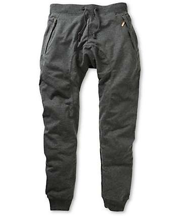 American Stitch Harem Charcoal Jogger Sweatpants
